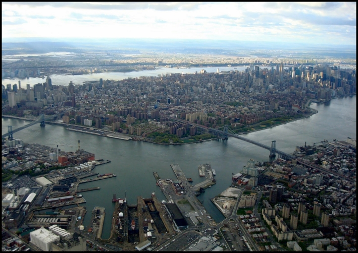 Manhattan, Brooklyn y New Jersey