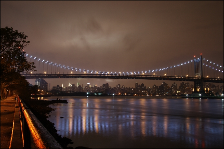 NYC from Astoria Park