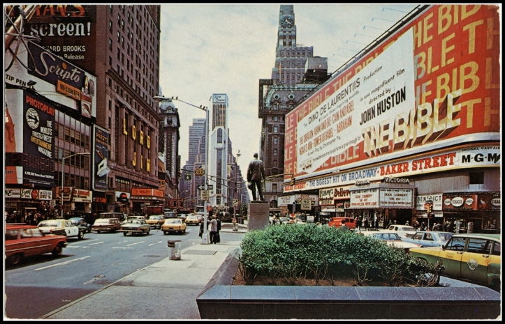 Times Square (1967)