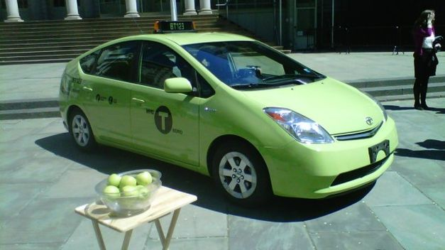 Boro T taxi