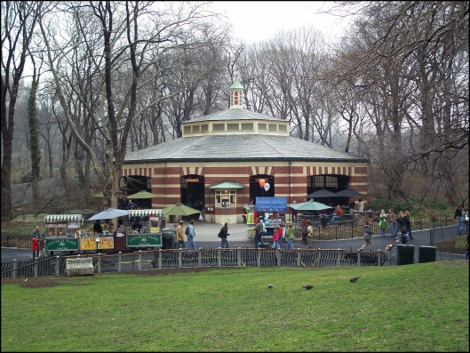 Carrusel de Central Park