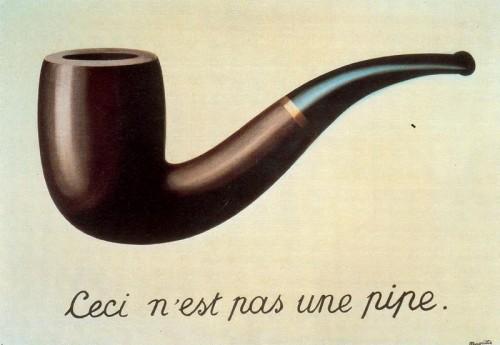 Ceci n'est pas une pipe, 1928-29