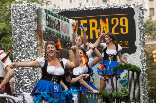 German-American Steuben Parade of New York 2013