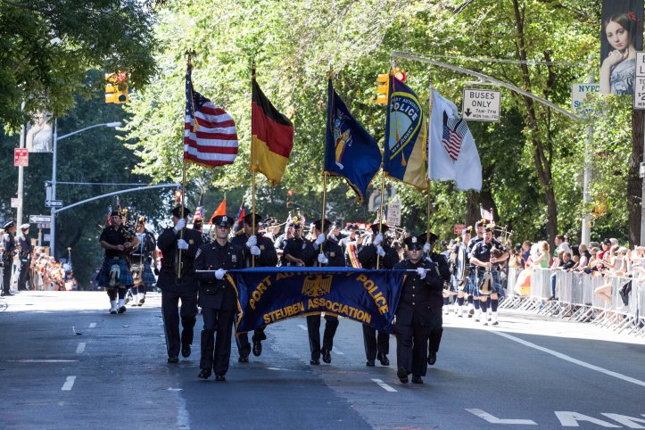 German-American Steuben Parade of New York 2013