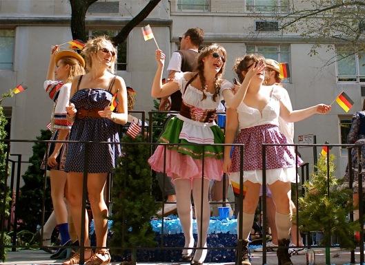 German-American Steuben Parade of New York