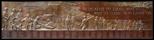 Ten House - FDNY Memorial Wall 2