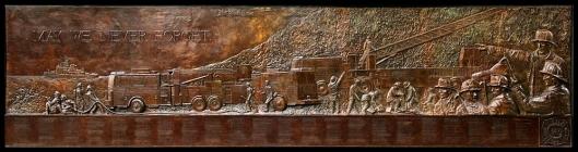 Ten House - FDNY Memorial Wall