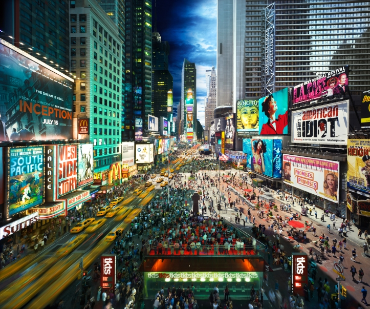 Times Square,