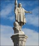 Cristóbal Colón en Madrid