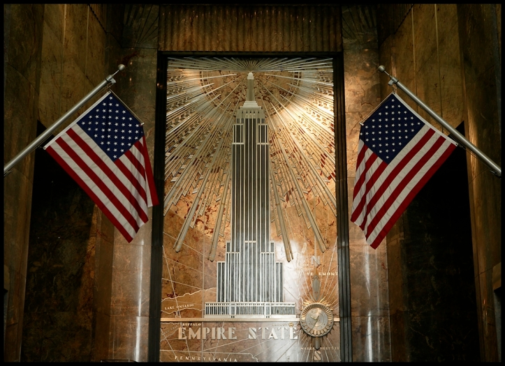 Empire State Building Hall