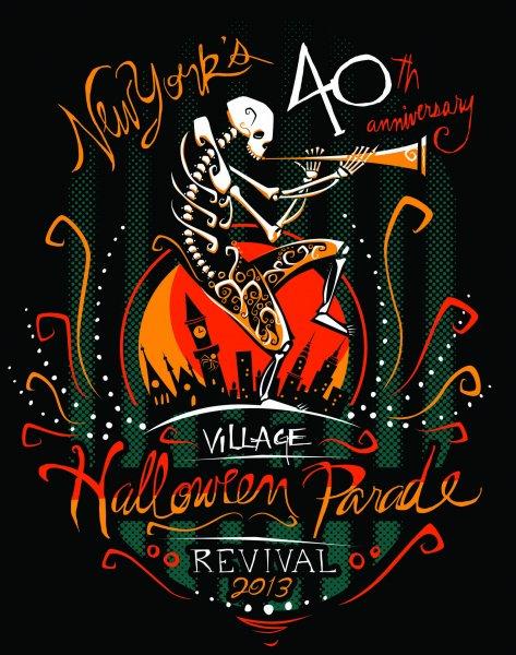 Halloween Village 2013