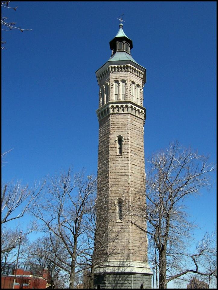 La torre del High Bridge es uno de los lugares que pueden visitarse durante el Open House New York