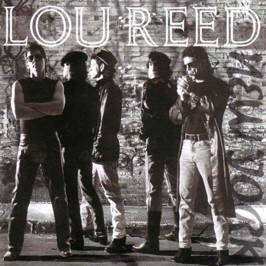 Lou Reed-New York