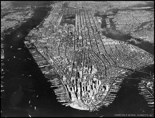 New York City 1951.