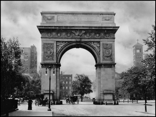 Washington Arch -1899