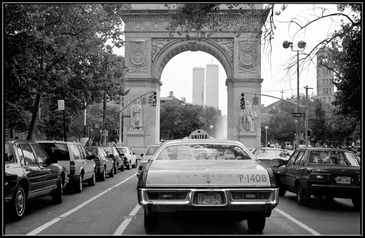 Washington Arch -1988