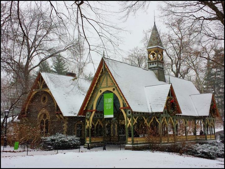 Central Park Winter002