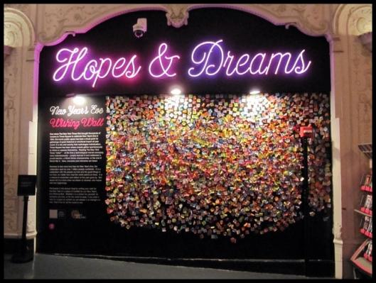 """""""Muro de los deseos"""""""
