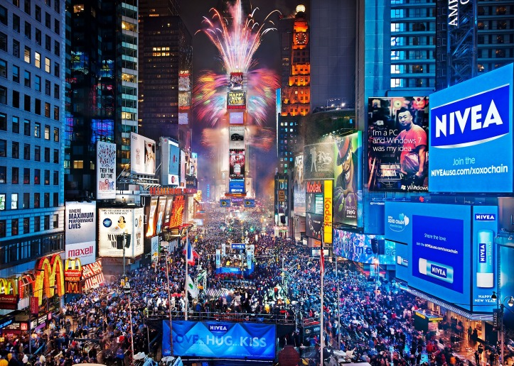New-Years-Eve Times-Square