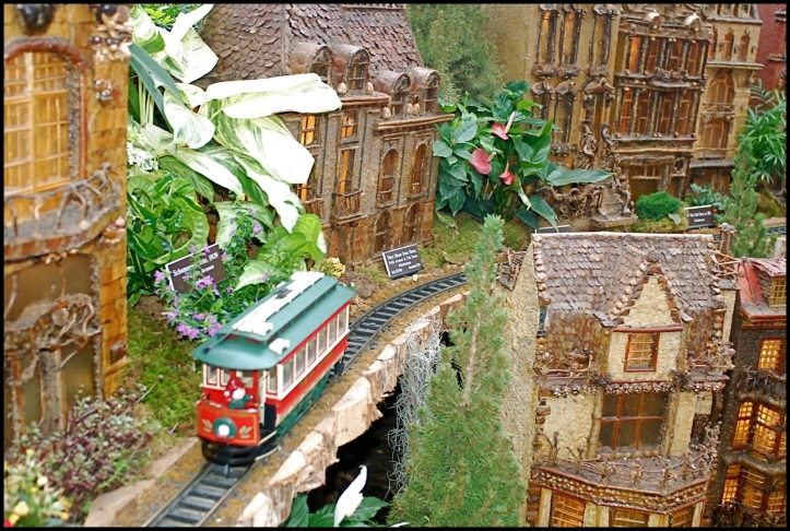 New York Botanical Garden's Holiday Train Show 004