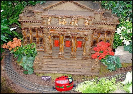New York Botanical Garden's Holiday Train Show 005