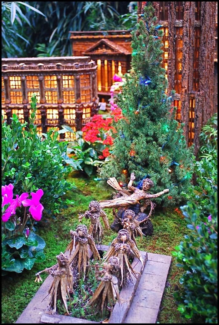 New York Botanical Garden's Holiday Train Show 007