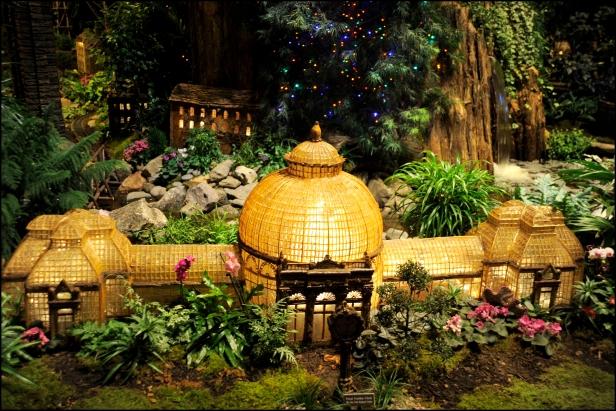 The WINTER WONDERLAND BALL, ENID A. HAUPT Conservatory, Bronx Botanical Gardens, NYC