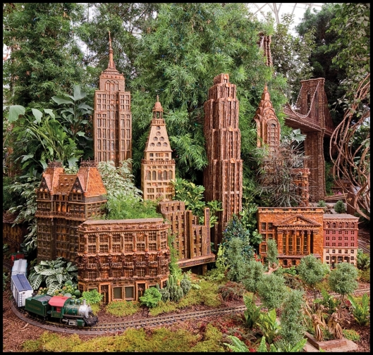 New York Botanical Garden's Holiday Train Show003