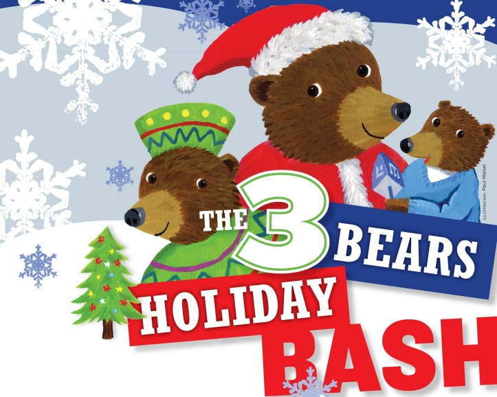 The Three Bears Holiday Bash