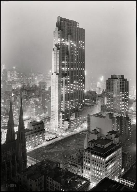 Rockefeller Center and RCA Building