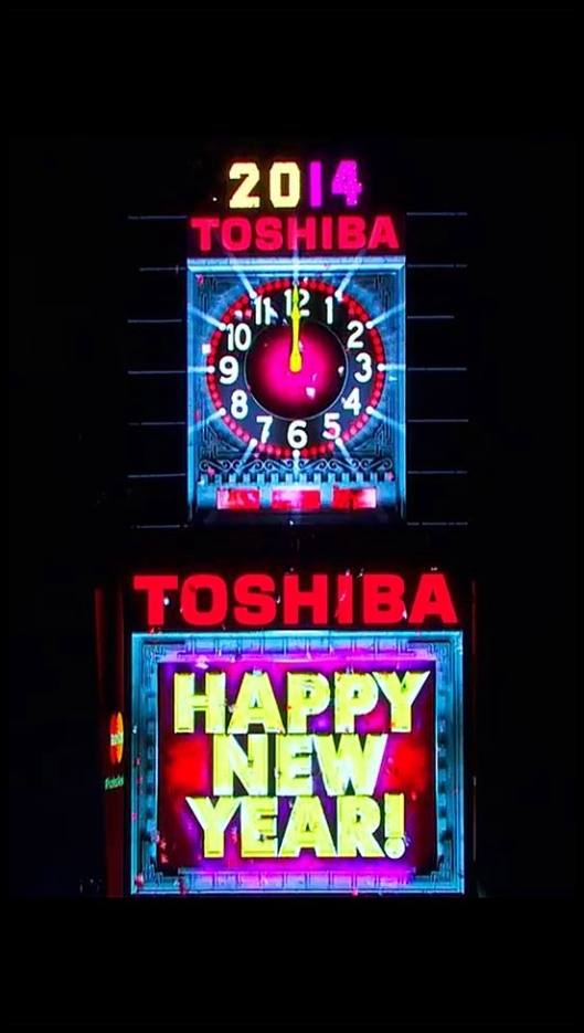 Times Square 2014