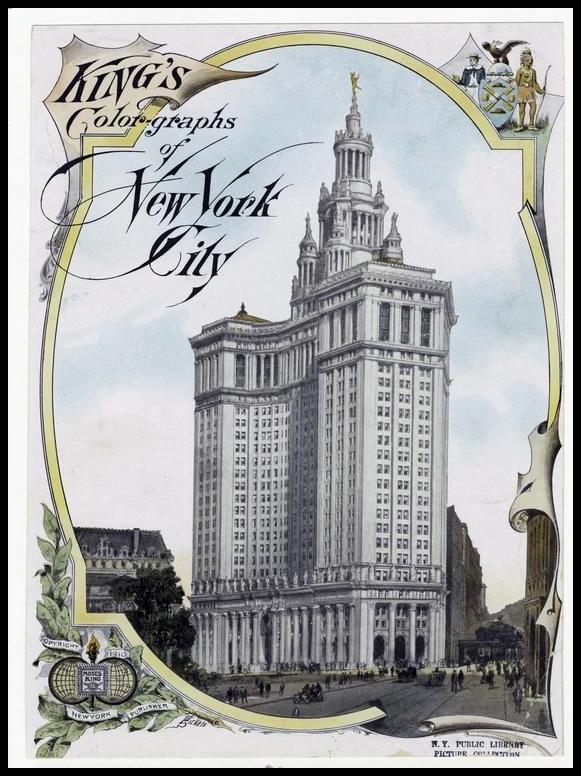 Municipal Building 1910
