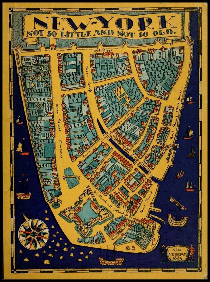 New Amsterdam (1664)
