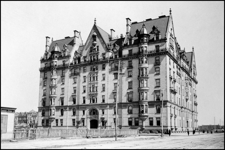 The Dakota 1890