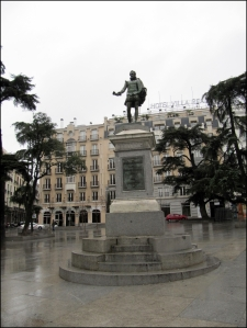 Cervantes Madrid