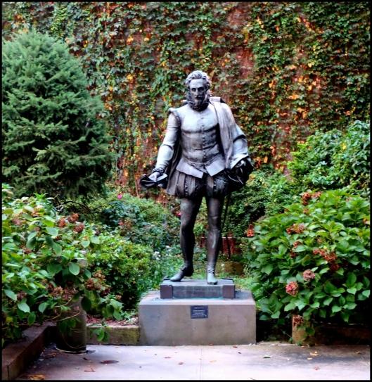 Cervantes Nueva York