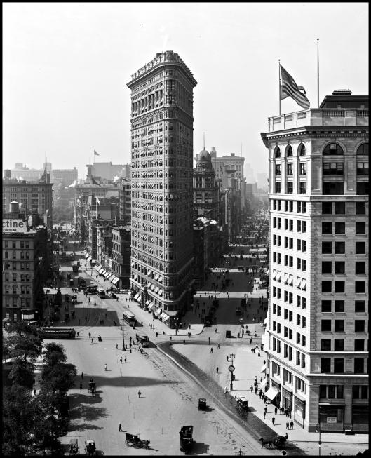Flatiron Building 1908