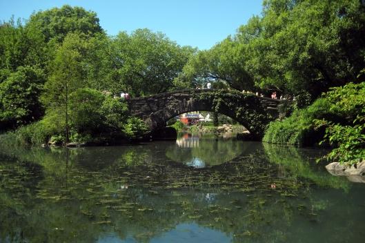 Central Park Gapstow Bridge