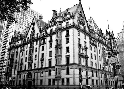 Edificio Dakota, hogar de la actriz durante los últimos 40 años