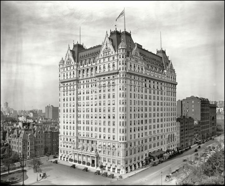 Hotel Plaza 1912