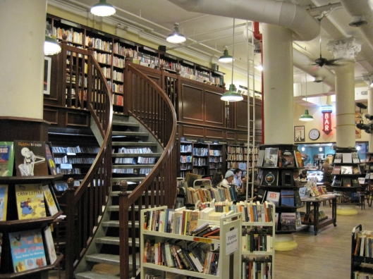 Housing's Work's Bookstore and Cafe