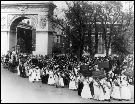 Labor Day 1912