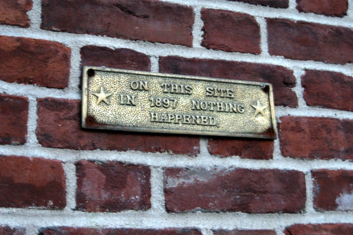 West Village West Village - nothing happened