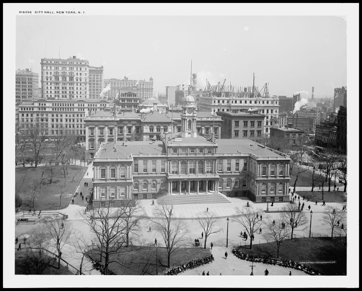 City Hall 1902