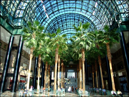 World Financial Center Winter Garden