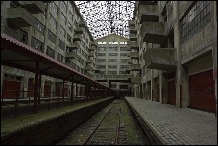 Brooklyn Army Terminal, uno de los muchos lugares que pueden visitarse durante este próximo fin de semana.