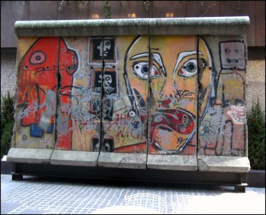 Muro de Berlín NYC