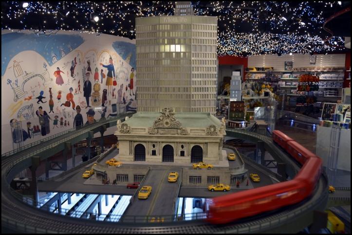 Train Grand Central