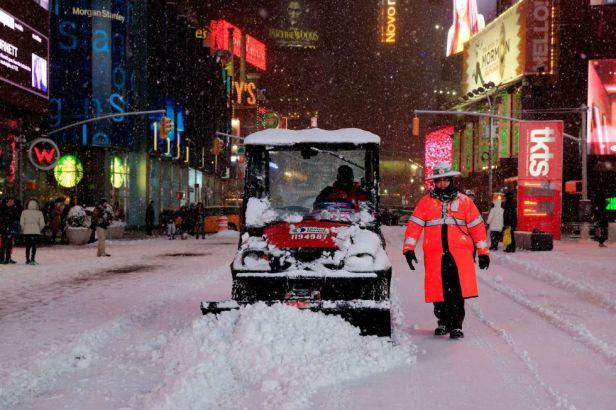 Times Square - ALEX TRAUTWIG (AFP)
