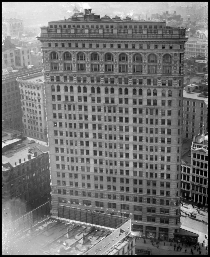 Flatiron Building c.1908